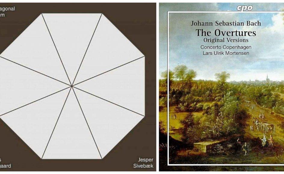 """Når barokensemblet Concerto Copenhagen (CoCo) med dets musikalske leder Lars Ulrik Mortensen leverer en ny indspilning af de fire suiter, er det noget af en begivenhed. Ligeledes er den prisvindende komponist Lars Hegaards """"Octagonal Room"""" et lyt værd."""