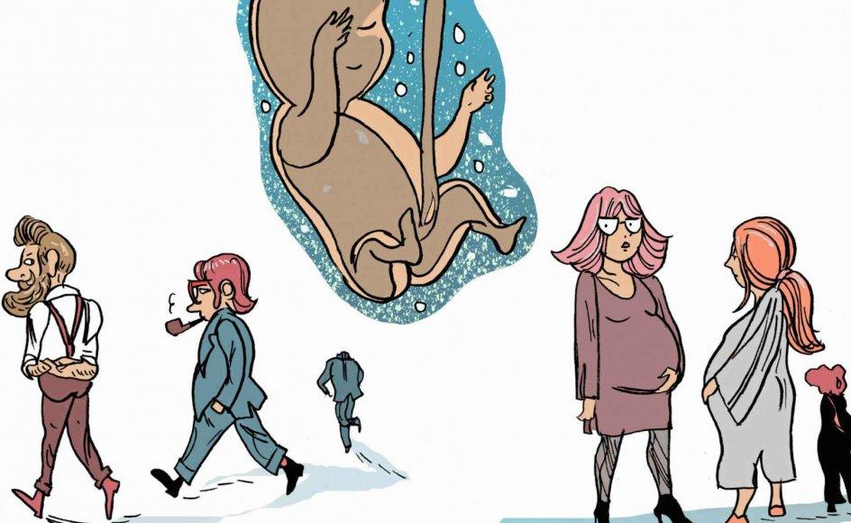 Illustration: Søren Mosdal