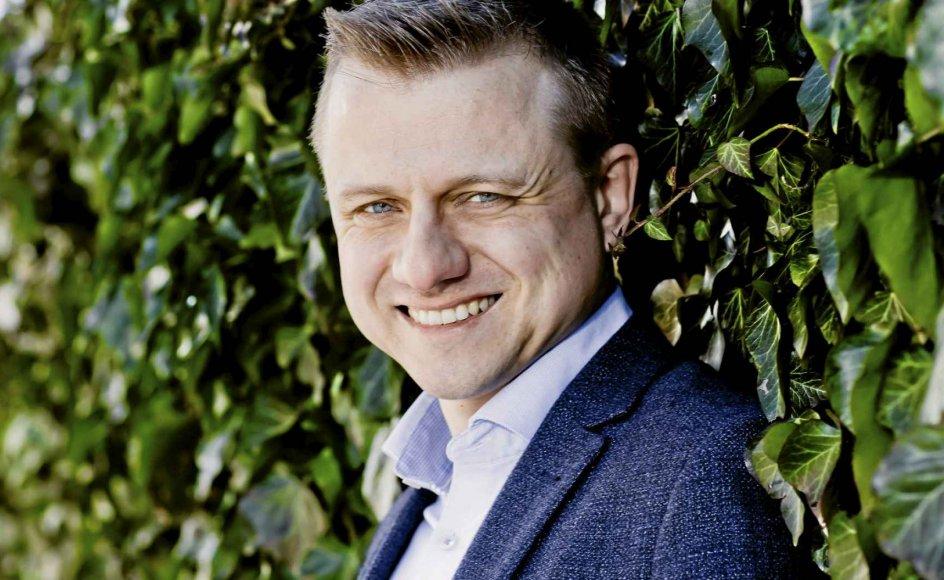 Samuel Nymann Eriksen har arbejdet med forfulgte kristne i Dansk Europamission siden 2008.
