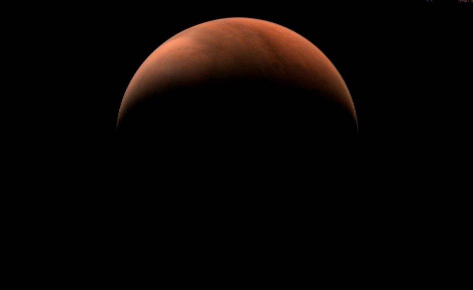 Flere amerikanske, russiske og europæiske forsøg på at lande køretøjer på Mars har tidligere slået fejl. Det skete senest i 2016, da en fælles russisk-europæisk landing slog fejl. (Arkivfoto).