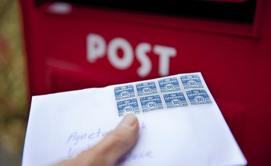Brev med post kan være fortid. Men det er ikke alle tilfredse med.