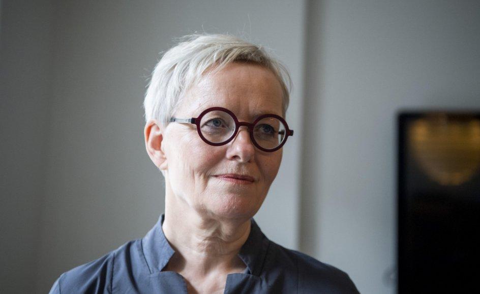 For mig at se ville det være dumt ikke at lytte til den kritik, der kom af oversættelsen af Bibelen 2020, og derfor blev der også foretaget nogle ændringer i det Nye Testamente, siger Birgitte Stoklund Larsen.