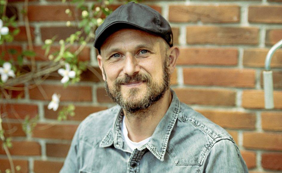 """Den 48-årige sociolog på Aalborg Universitet, Anders Petersen, medvirker i Kristeligt Dagblads podcast """"Mellem Liv og Ord"""" i denne uge."""