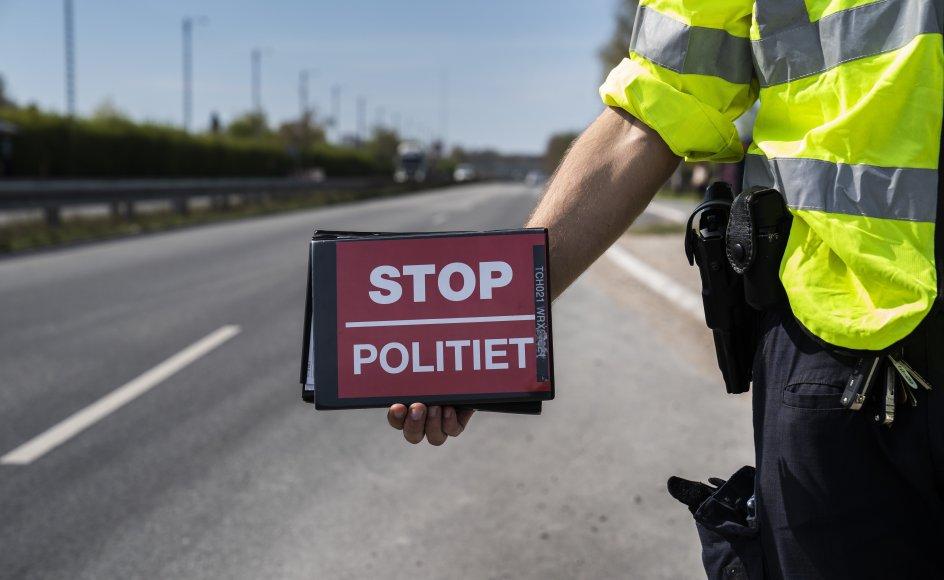 Siden 31. marts har politiet kunne beslaglægge biler fra vanvidsbilister, selv om vanvidsbilisten ikke selv ejer bilen. (Arkivfoto)