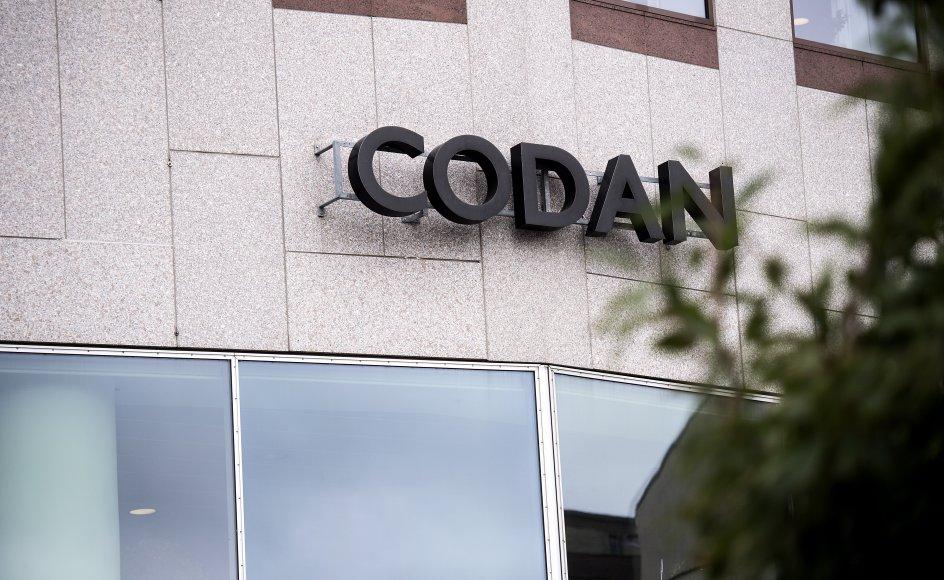 Codan er blevet købt af Alm. Brand, der har købt selskabet af Tryg og canadiske Intact. (Arkivfoto)