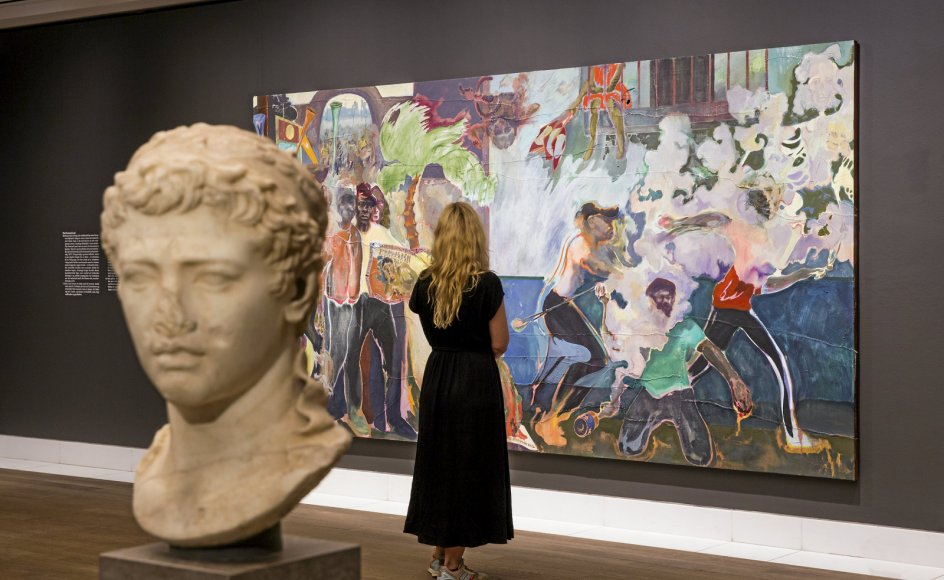 Blandt kunstmuseernes hellige forpligtelser er at vise, hvordan kunst til alle tider står i gæld til tradition og erfaring. Ingen skaber alene.