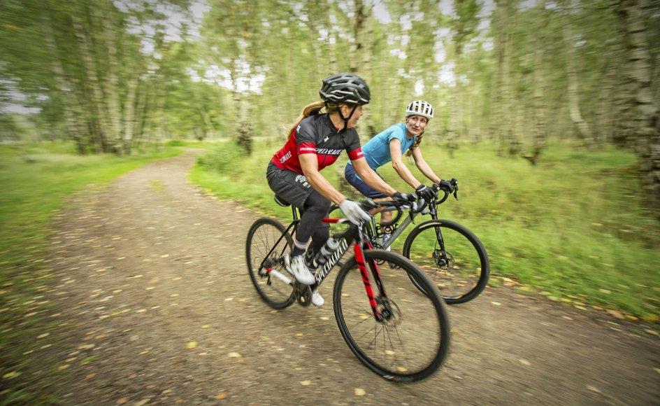 Gravel-cykling er en sport i vækst, som henvender sig til begge køn og alle aldre. På siden gravelmap.com kan man finde inspiration til spændende naturruter i både Danmark og udlandet.  – Foto: