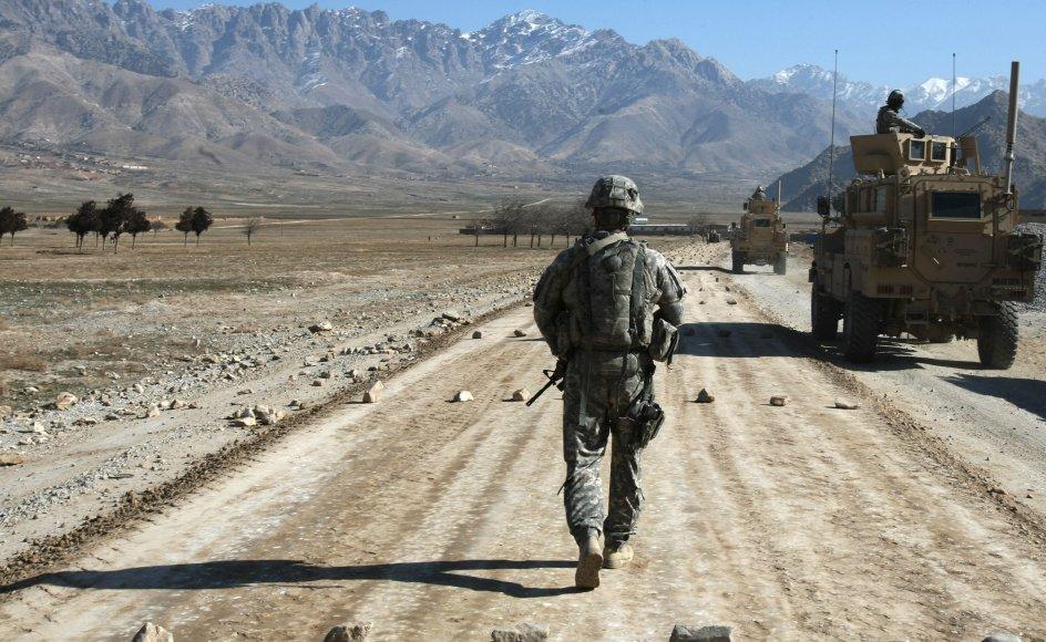 Taliban har optrappet angrebene mod afghanske sikkerhedsstyrker markant, siden USA og andre lande i maj begyndte at trække sine soldater ud af Afghanistan. (Arkivfoto)