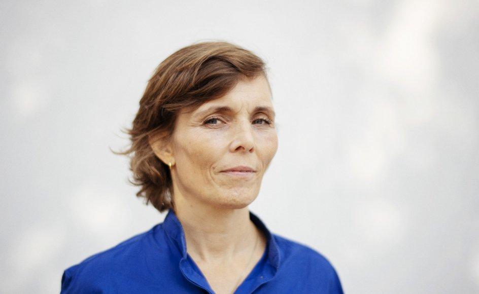 Anne Lise Marstrand-Jørgensen er også taknemmelig for de ting, der har været rigtig svære, fordi de på godt og ondt har gjort hende til den, hun er.
