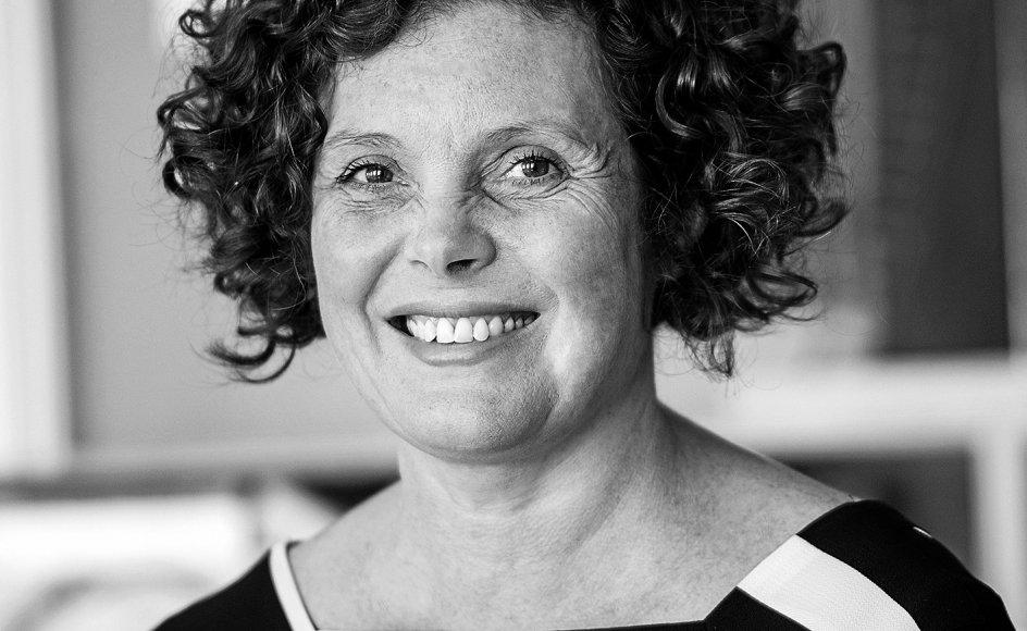 Hanne Dahl. Pressefoto