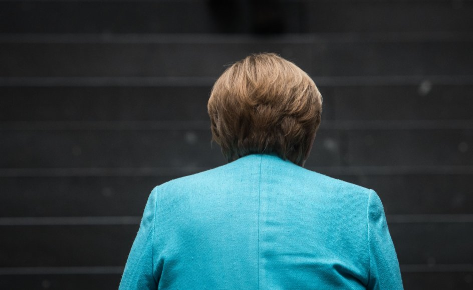 Farvel til Angela Merkel, der torsdag holdt den sidste af sine traditionelle sommer-pressekonferencer i Berlin. Hun er ude af kanslerkontoret om lidt over to måneder.