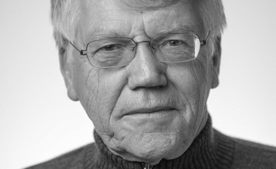 Bo Hakon Jørgensen, litteraturforsker.