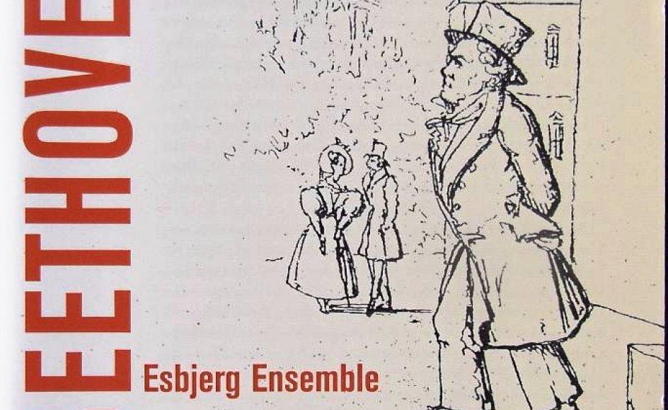 """På """"Beethoven. Esbjerg Ensemble"""" fra pladeselskabet Classico kan man lytte til Beethovens septet."""