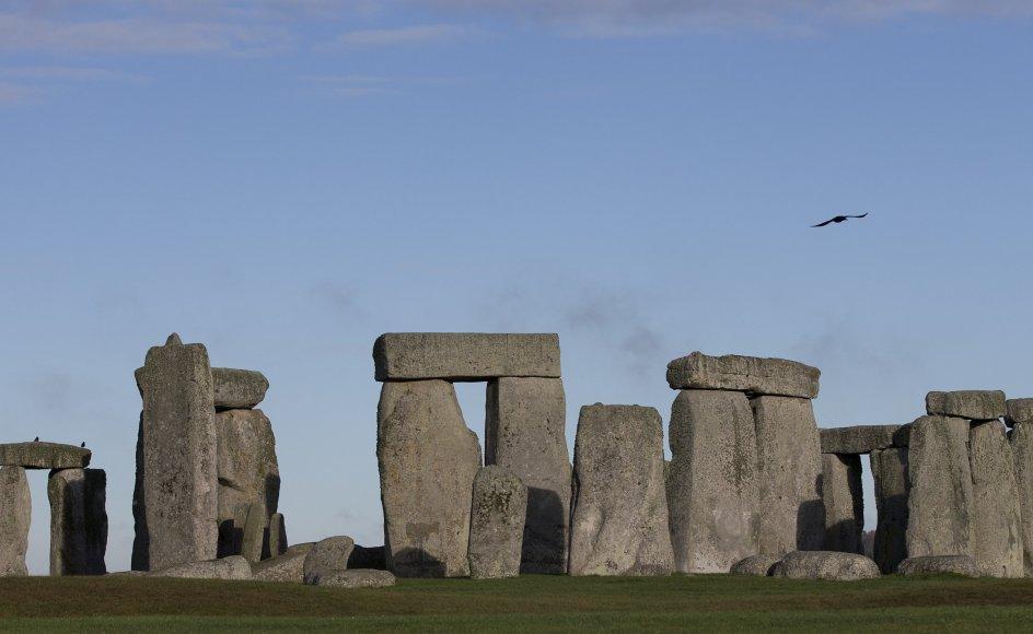 Stenformationen menes at være bygget ad seks omgange mellem år 3000 og år 1500 før vores tidsregning. (Arkivfoto).