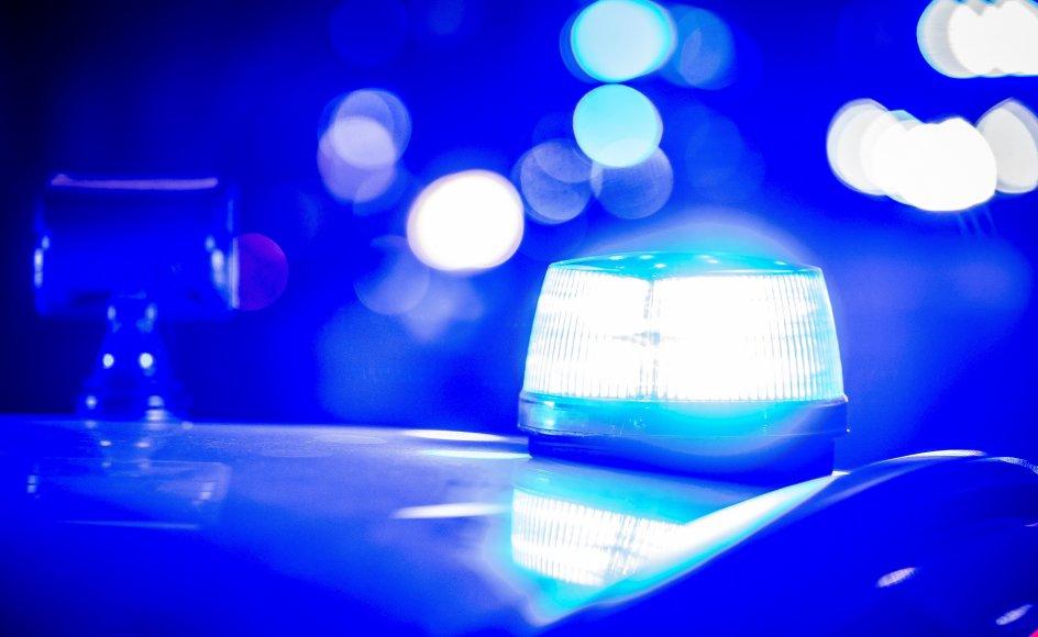 En 13-årig dreng er uden for livsfare, efter at han søndag eftermiddag kørte galt på en ATV i Højby ved Odsherred. (Arkivfoto)
