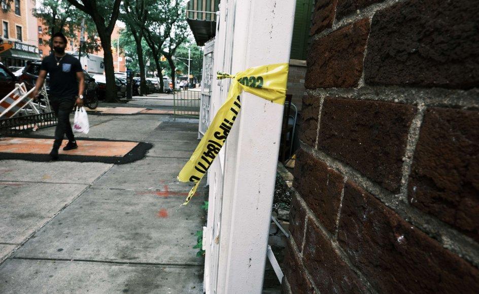 Det har været en blodig weekend i både New York City og Chicago, hvor adskillige personer er blevet ramt af skud, og flere er døde. (Arkivfoto)