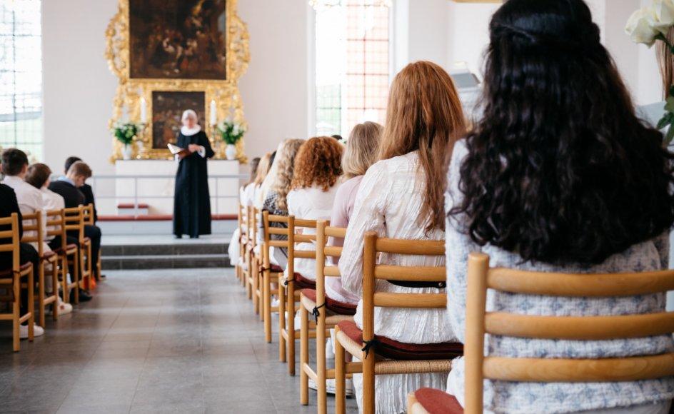 Præster oplever kritik af krav om kirkegang under konfirmationsforberedelserne. Men præster er i deres gode ret til at kræve kirkegang fra de kommende konfirmander, skriver kirkehistoriker Rasmus H.C. Dreyer.