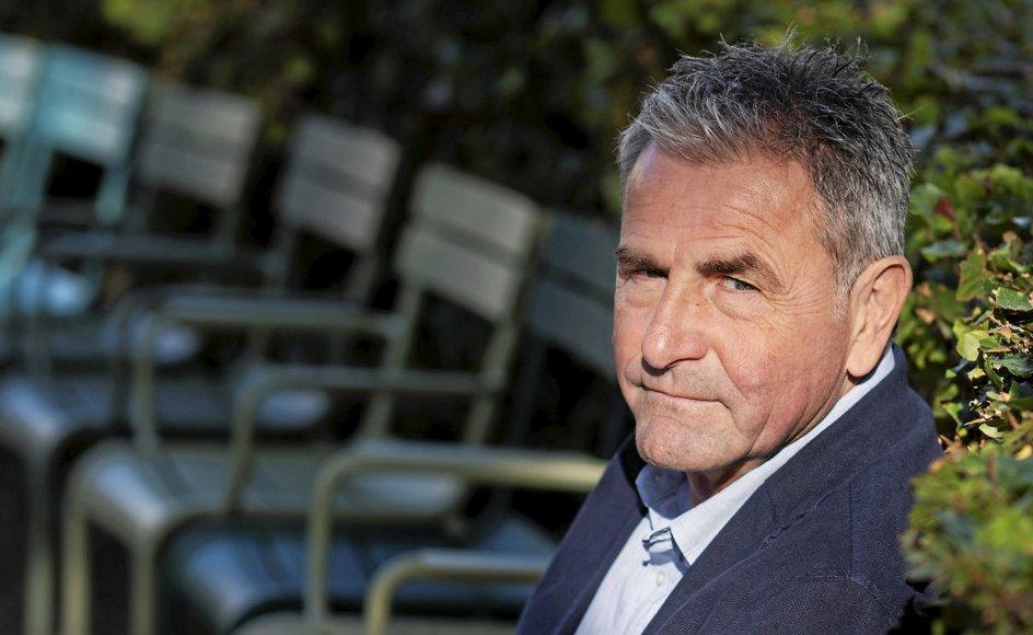 Jens Christian Grøndahl er, udover at være forfatter, også menighedsrådsformand og formår i sin nye bog at formidle kristendom på forbilledlig vis.