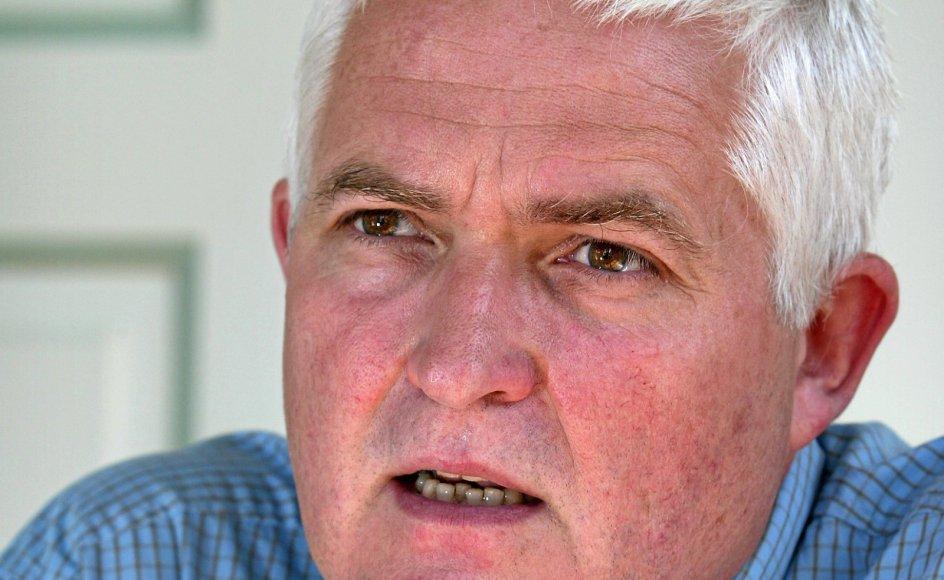 Nils Strandberg Pedersen fylder i dag 70 år. Den idligere administrerende direktør for Statens Serum Institut er stolt af det arbejde, hans tidligere arbejdsplads har gjort under coronaepidemien.