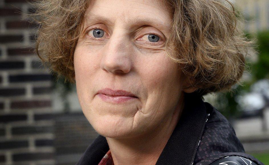 Den utilstrækkelighed man af og til føler som pårørende, er man nødt til at forholde sig konstruktivt til, mener Gitte Vestergaard, hvis bonussøster fik angst.