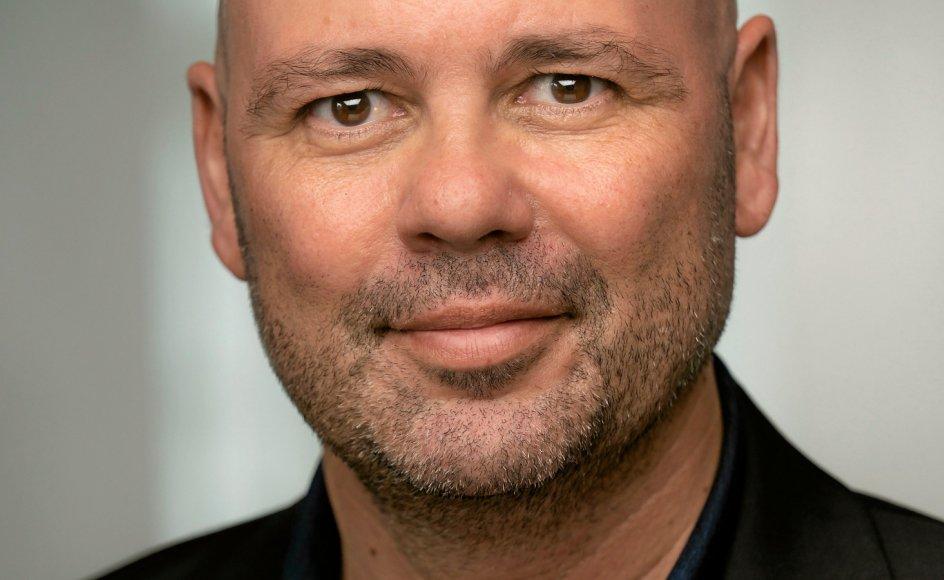 Søren Møller flytter næste år til København og begynder som direktær på Østre Gasværk Teater.