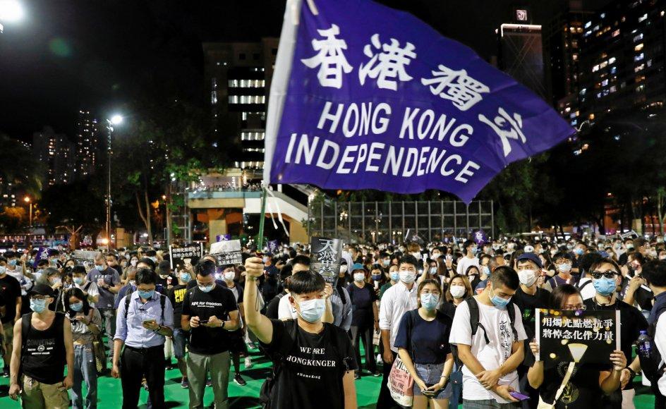 Hongkong-alliancen til støtte for patriotiske demokratiske bevægelser i Kina, som er paraplyorganisationens fulde navn, har i tre årtier stået bag en årlig mindeceremoni til ære for ofrene for massakren omkring Den Himmelske Freds Plads i Beijing i 1989.