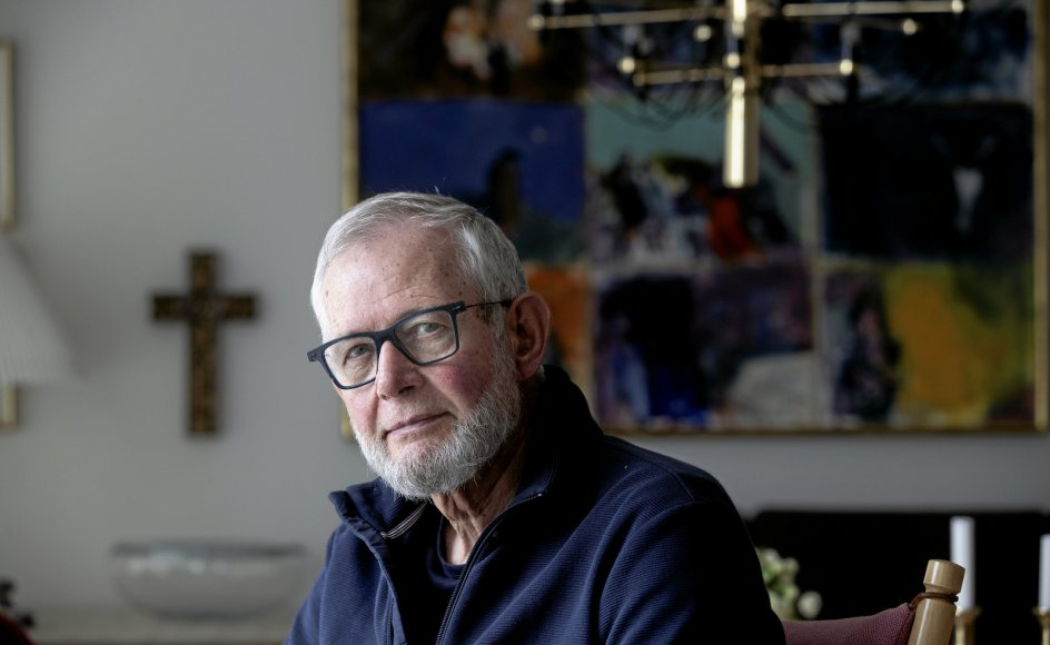 Karsten Nissen, tidligere biskop