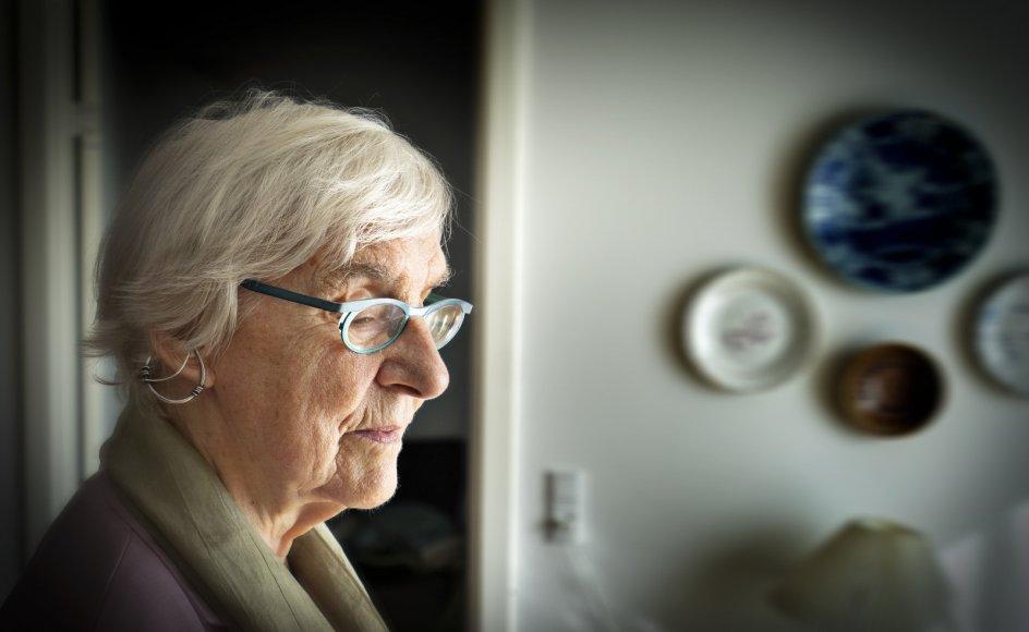 Kunsthistoriker Lise Beks liv har været styret af de ydre omstændigheder. Når livet flytter rundt på forventningerne, må man spørge sig selv: 'Hvad kan jeg gøre i denne her situation for at klare det', siger hun.
