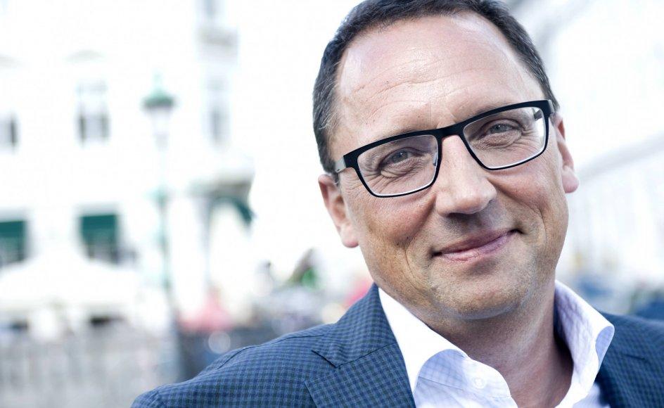 Administrerende direktør for forlaget Gyldendal, Morten Hesseldahl, mener, at tech-giganterne får mere og mere magt over publicisternes rolle i forbindelse med bogudgivelser.