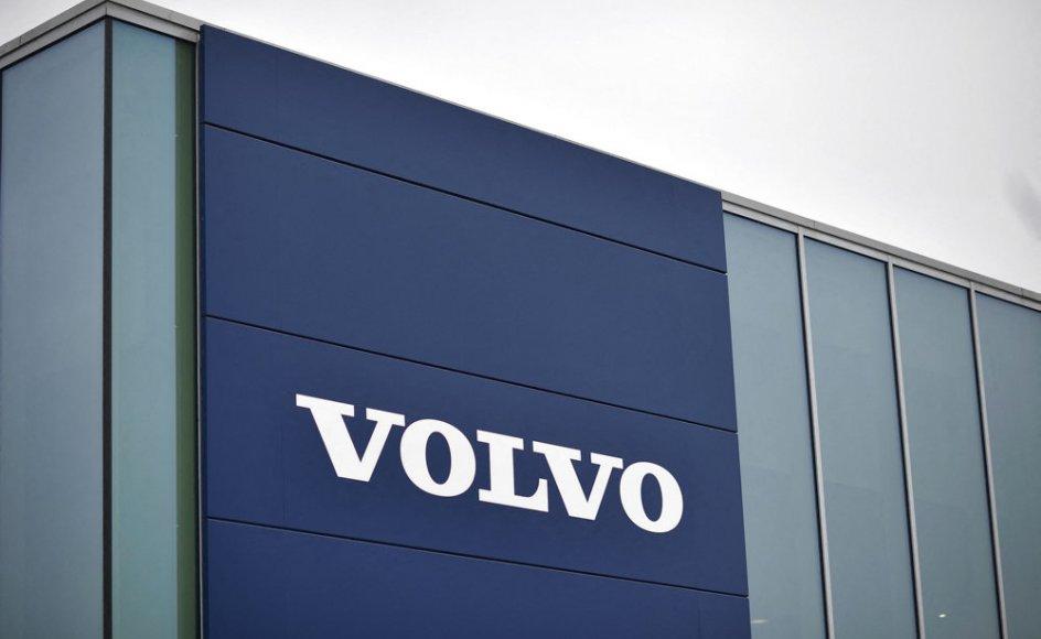 En 47-årig svensker er blevet dømt for at have videresolgt informationer om Scania og Volvo til en russisk diplomat (Arkivfoto).