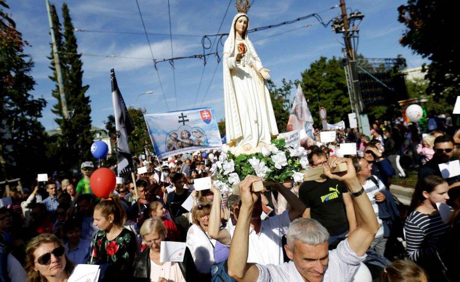 Støtte til fri abort falder i europæiske lande