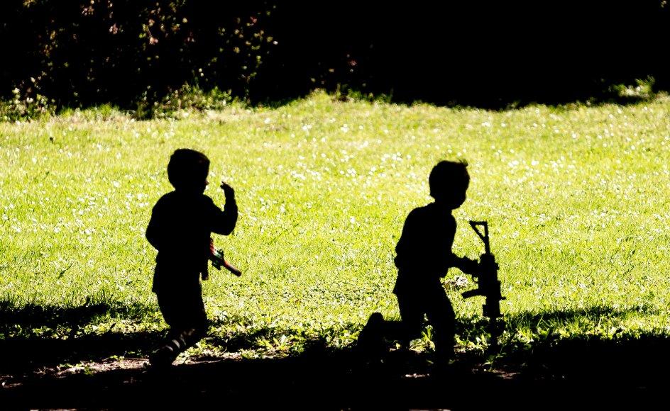 Selvom børn af veteraner ikke har flere egentlige psykiske lidelser end deres jævnaldrende, har de flere symptomer på dårlig psykisk trivsel.