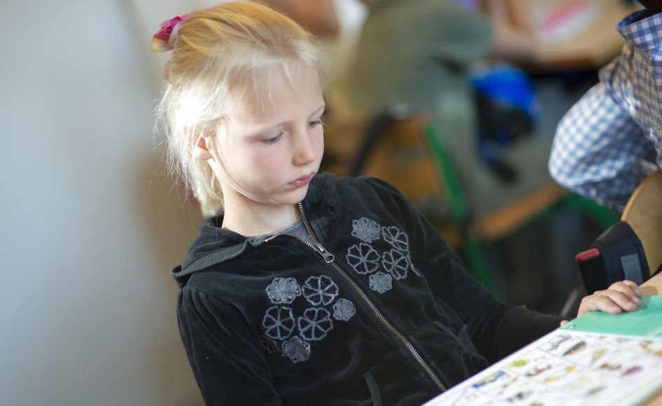 Når forældrene svigter, skal kommunerne træde til og sørge for at barnet bliver hørt og inddraget i egen sag, så hjælpen bliver den helt rigtige. Modelfoto: Christian Lindgren/Ritzau Scanpix