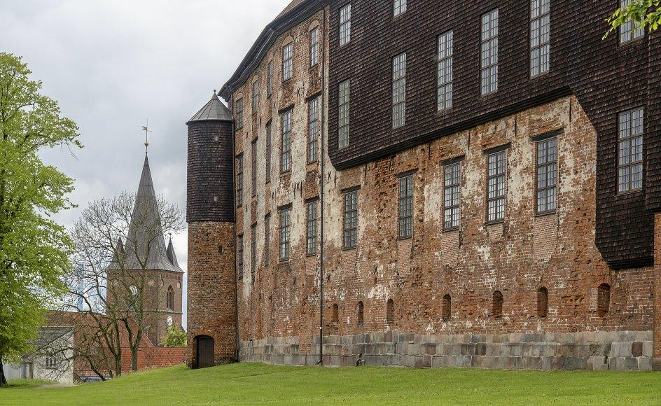 Koldinghus, der er en del af Kongernes Samling, har som en af de få undtagelser i museumsverdenen formået at opretholde 85 procent af deres normale aktivitet. – Foto: Jens Christian Top/Ritzau Scanpix.