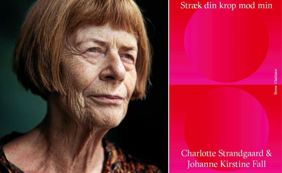 Charlotte Strandgaard er stærk i de konkrete erindringsglimt, i det fortællende og i det levede liv, som hun giver videre. – Foto: