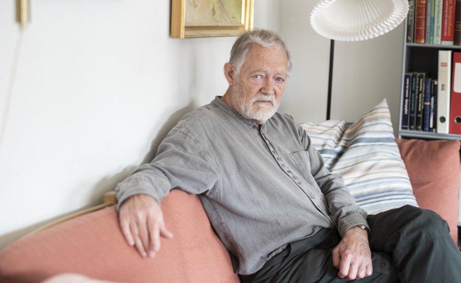 Ole Hartling, læge og tidligere formand for Etisk Råd.