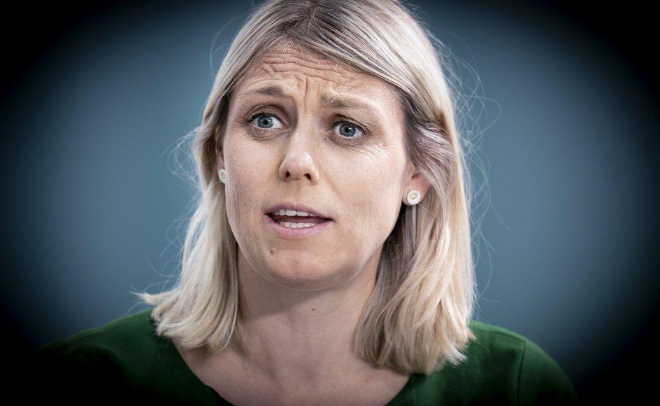 Forsvarsminister Trine Bramsen (S) kalder russiske krænkelser af dansk luftrum for en bevidst provokation.