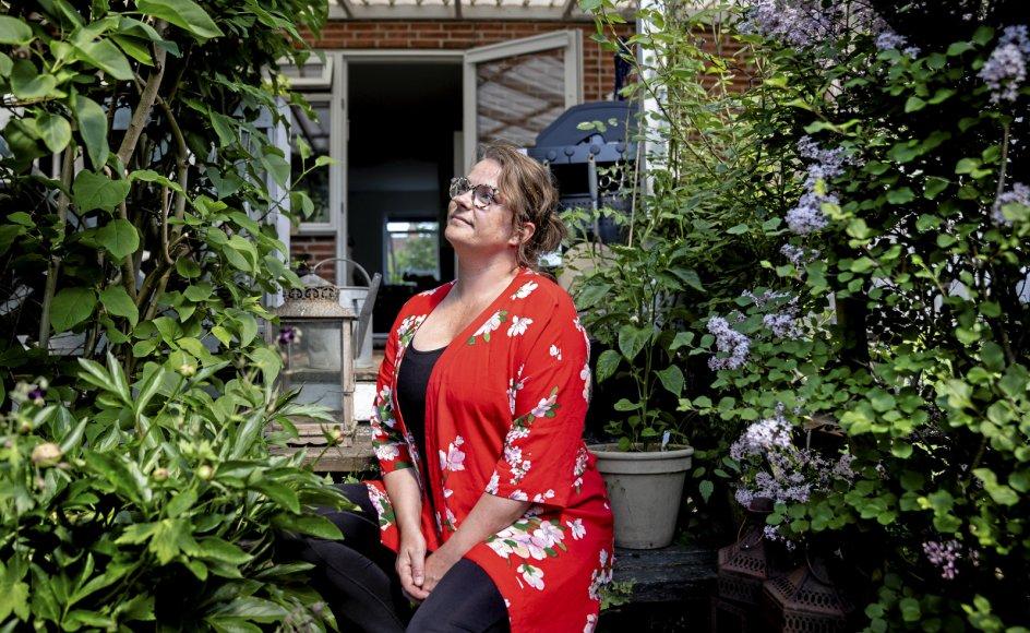 Helbredelsen fra psykisk sygdom kan være langvarig og en ensom vej at gå, fortæller Line Rosenberg Schmidt. Ikke desto mindre havde hun ikke klaret det uden sin familie, fortæller hun.