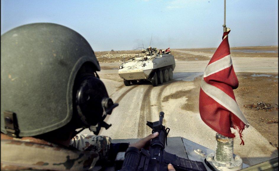 Det er positivt, at de danske tropper kommer hjem. Da situationen i Afghanistan ikke længere behøver militær tilstedeværelse, mener forsvarsminister Trine Bramsen. (Arkivfoto).