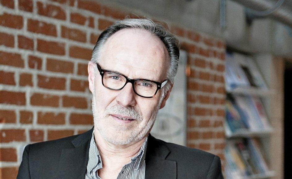 Flemming Ibsen, professor emeritus, har fulgt arbejdsmarkedet siden slutningen af 1970'erne.